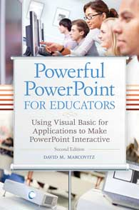 Powerful PowerPoint Book Cover